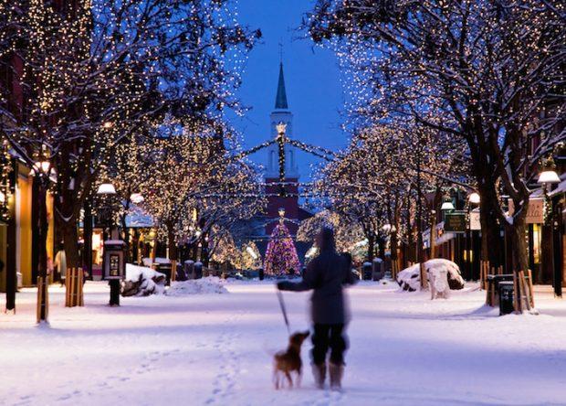 Winter Getaway: Vermont - Burlington