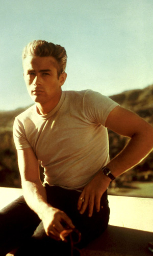 Hot weather clothes james dean style icon