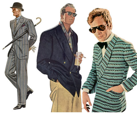menswear style sites for inspiration and knowledge