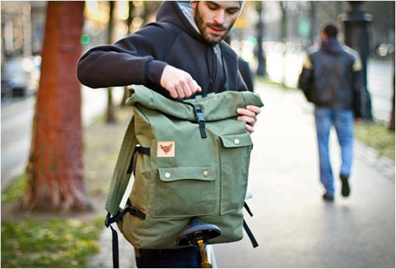выбор рюкзака для города