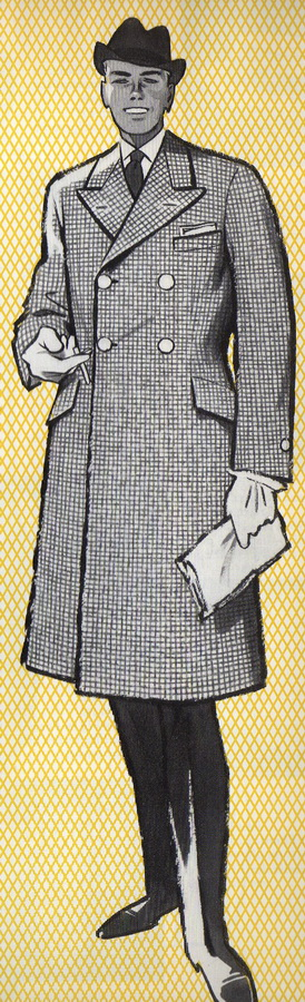 Coats for a man's winter wardrobe