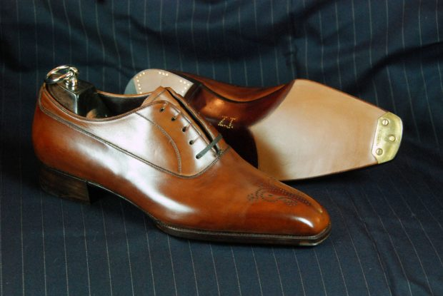 Gaziano and Girling men's shoes winter wardrobe