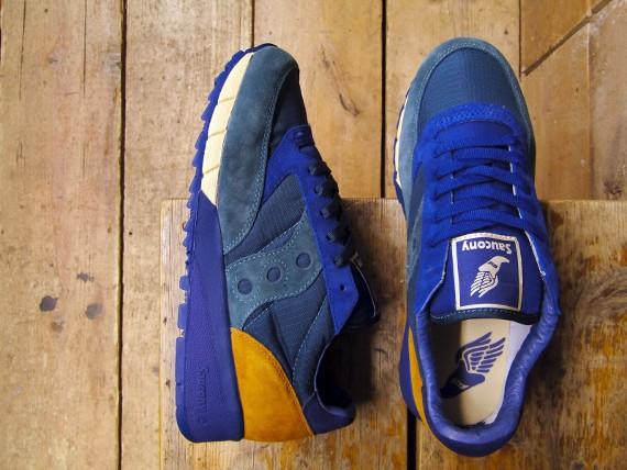 Saucony retro sneakers winter wardrobe