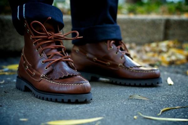Ronnie Fleg boots winter wardrobe staple