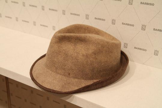 Winter wardrobe hat