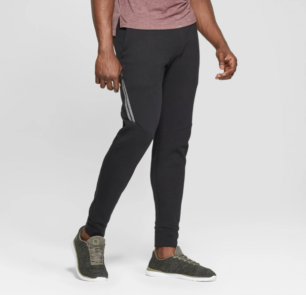 mens tapered sweatpants by Champion