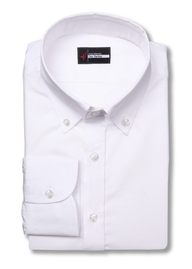 OCBD White Dress Shirt