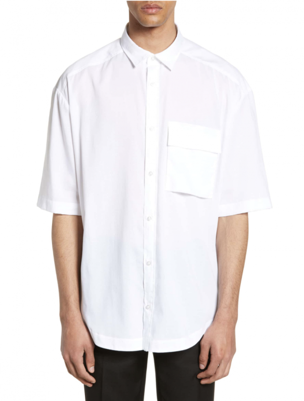 mens short sleeve dress shirt poor fit