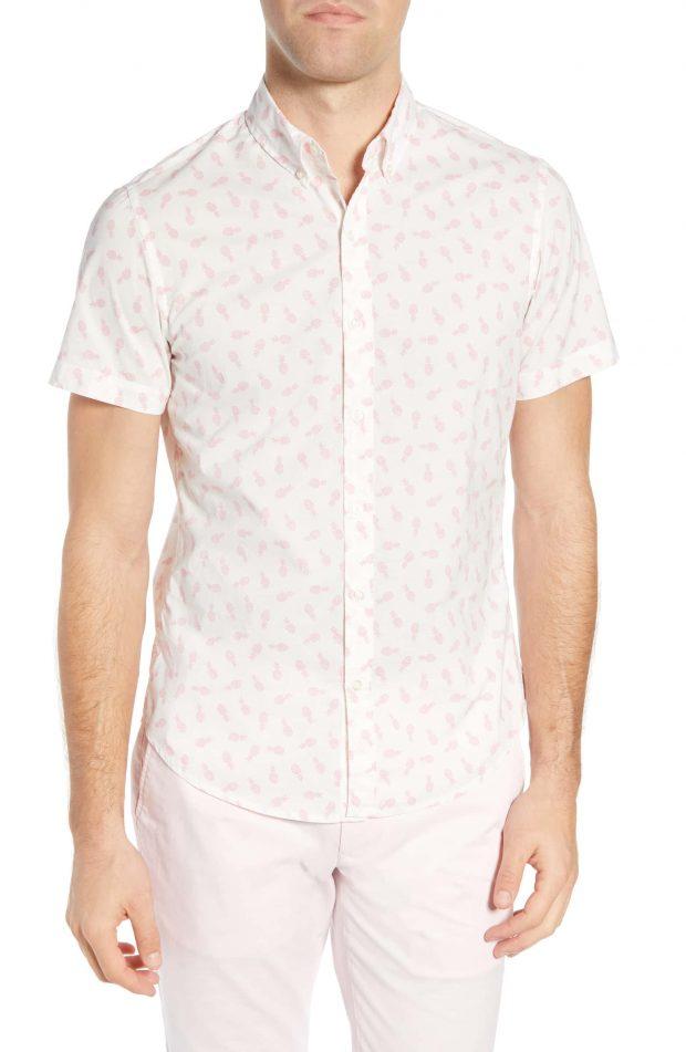 Mens Short Sleeve Dress Shirts: A Summer Fashion Guide