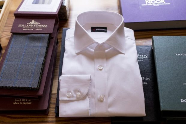 How to wash your dress shirts