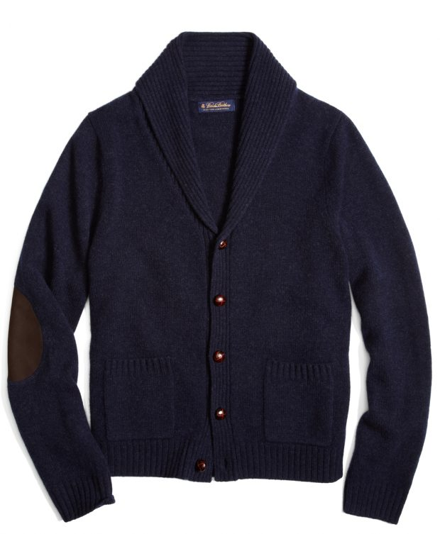 Style Tips For The Best Autumn Men's Outfits: shawl cardigan