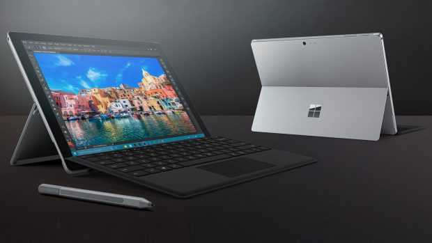 Microsoft Surface Pro 4 Vs. The MacBook Pro: different views