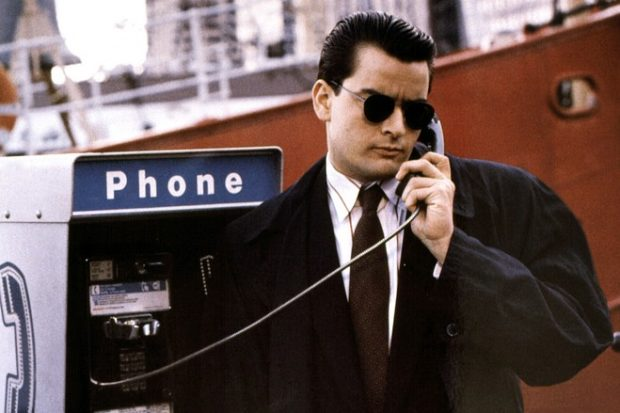 Wall Street Style - Featuring The Iconic Gordon Gekko: charlie sheen