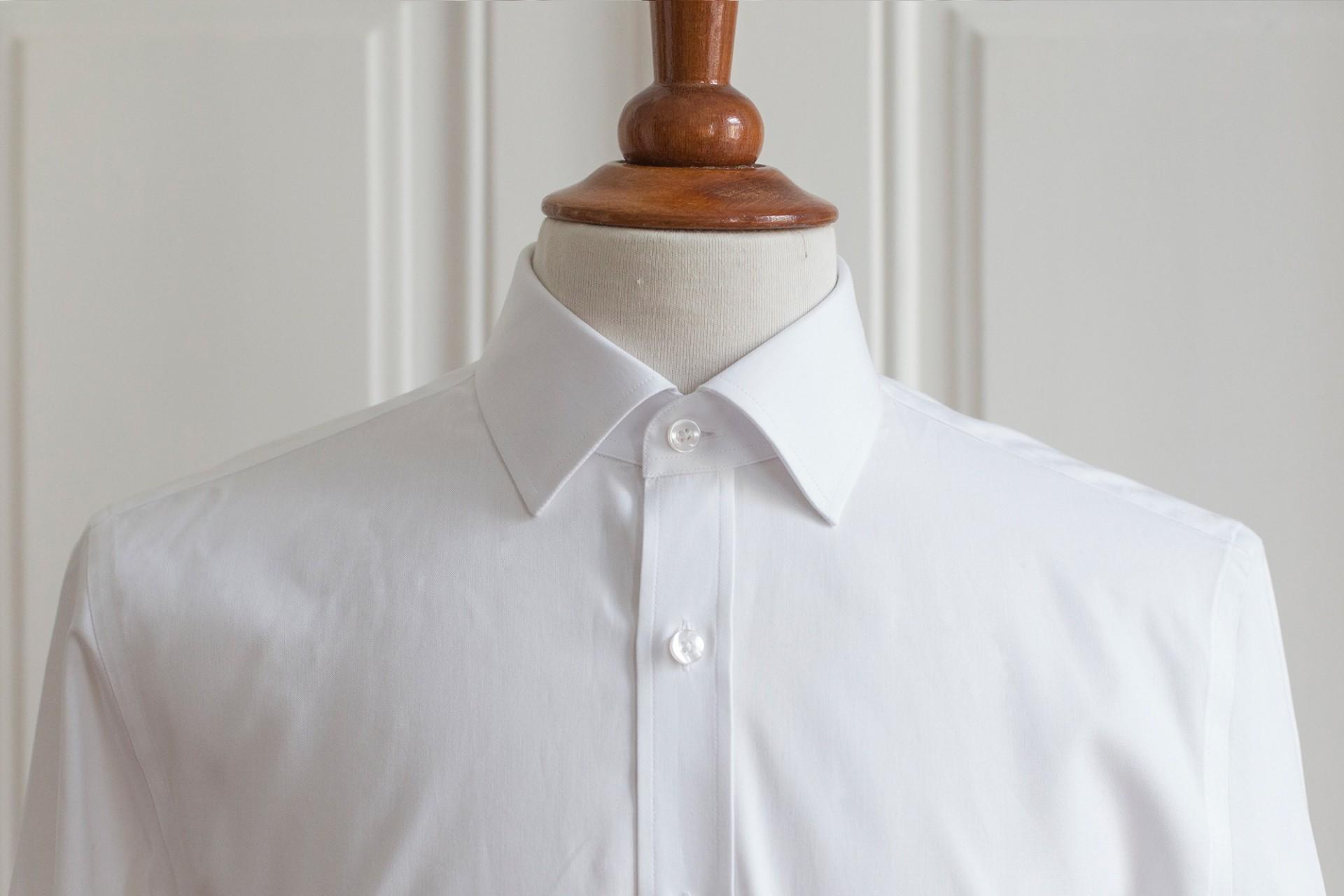 1920s collared shirt