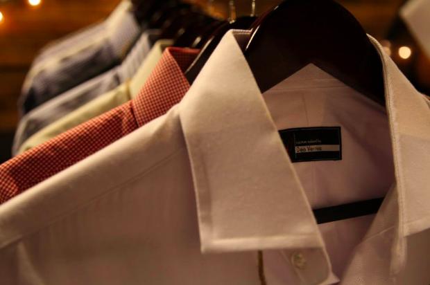 Sample Custom Deo Veritas Fitting event Dress Shirt