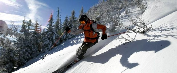 Winter Getaway: Vermont - on the slopes