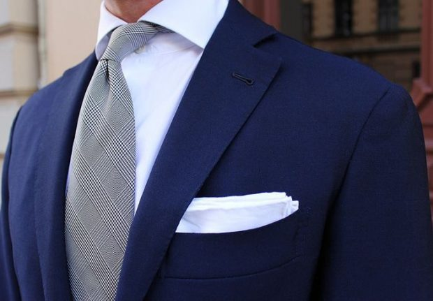 Neck Tie Knots: The Double Four-in-Hand