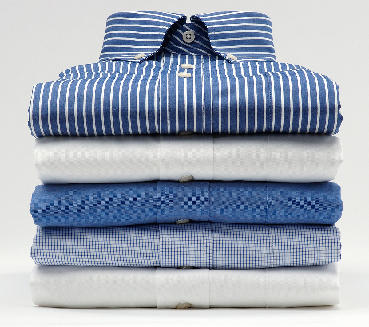 Proper care for dress shirts