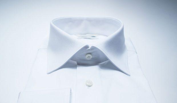 dress shirt collars | Italian Spread Collar