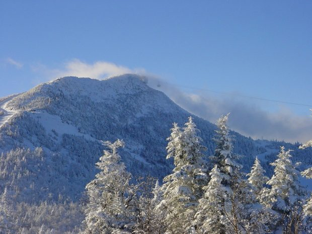 Winter Getaway: Vermont - the mountains