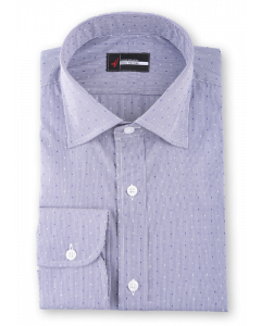 Sylvia - Micro Dobby Performance Stretch Dress Shirt