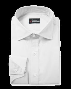 Metro - White Performance Stretch Dress Shirt