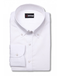 Milward White Oxford Dress Shirt