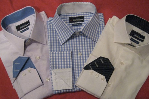custom dress shirts boston