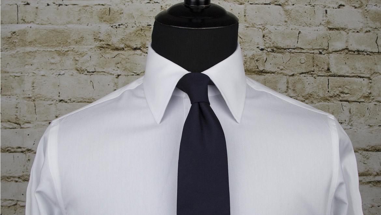 Two Button Collar - Shirt Collar Styles | Deo Veritas