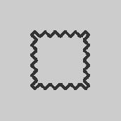 Dress shirt fabrics icon