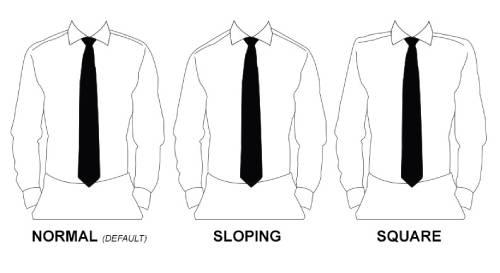 Shoulder slope